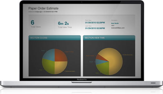 Online Proposal Software : Sales Proposal Template : Proposal Manager